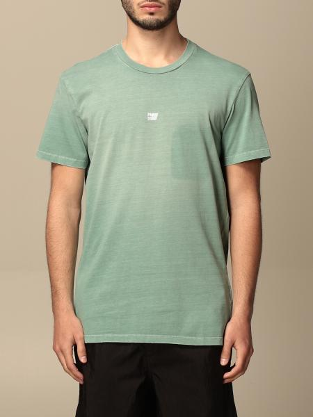 Pmds: T-shirt PMDS basic in cotone con logo