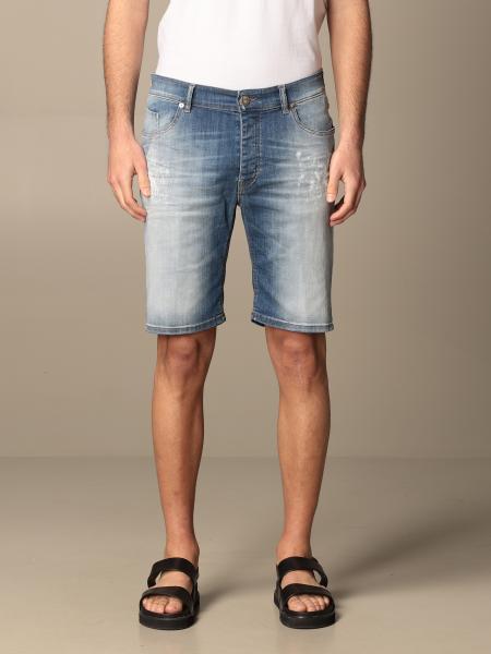 Pmds: Bermuda di jeans PMDS a 5 tasche