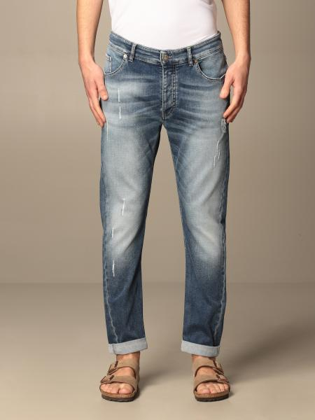 Pmds: Jeans PMDS in denim used super stretch