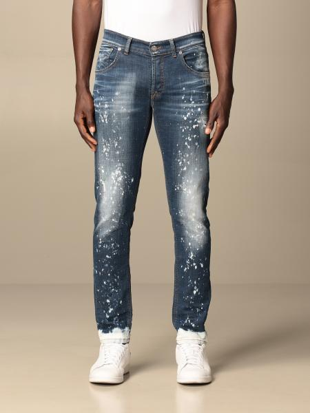 Pmds: Jeans Paul PMDS in denim used stretch
