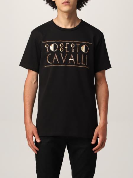 T-shirt homme Roberto Cavalli
