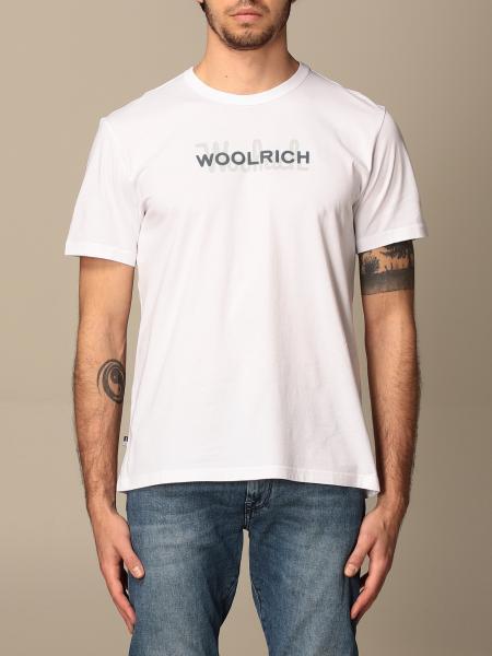 T-shirt herren Woolrich