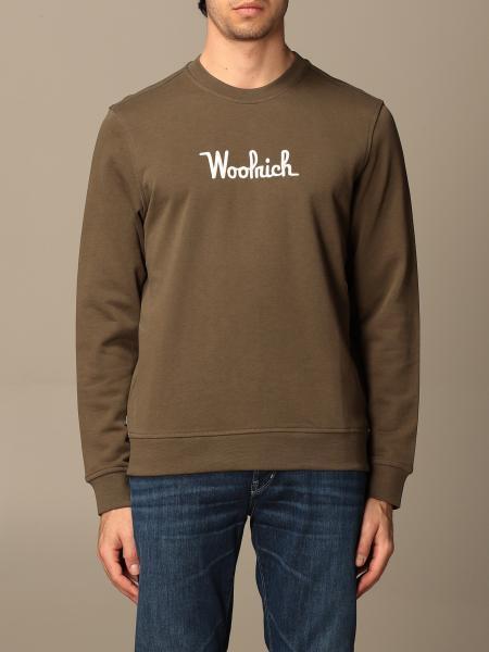 Sweatshirt herren Woolrich