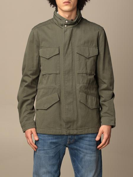 Giacca Woolrich in cotone