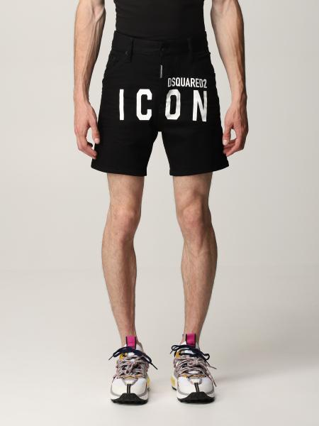 Pantalones cortos hombre Dsquared2