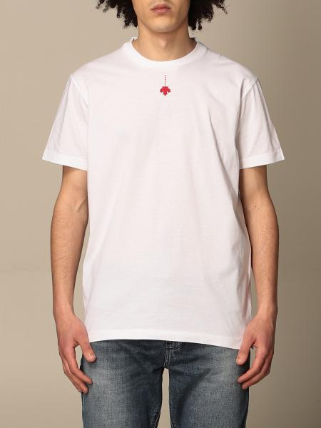 Dsquared2 cotton T-shirt with mini logo
