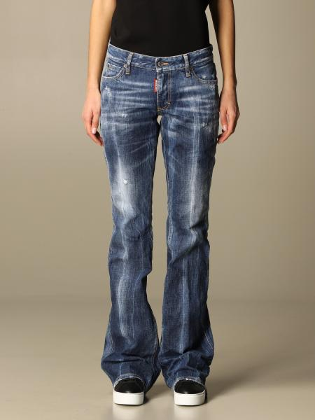 Jeans femme Dsquared2