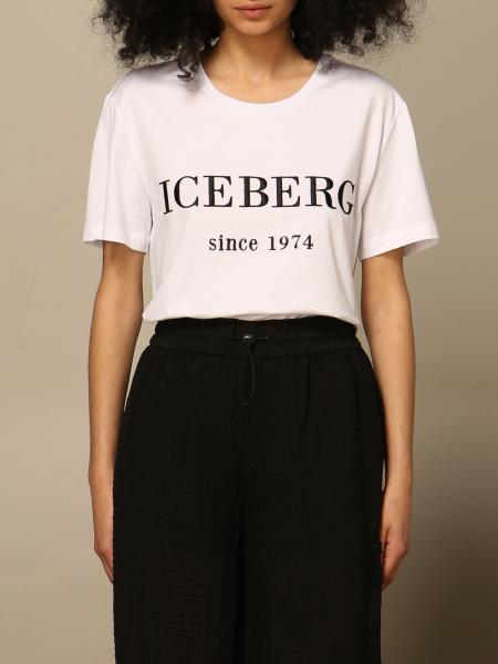 T-shirt damen Iceberg