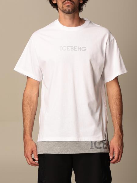 T-shirt herren Iceberg