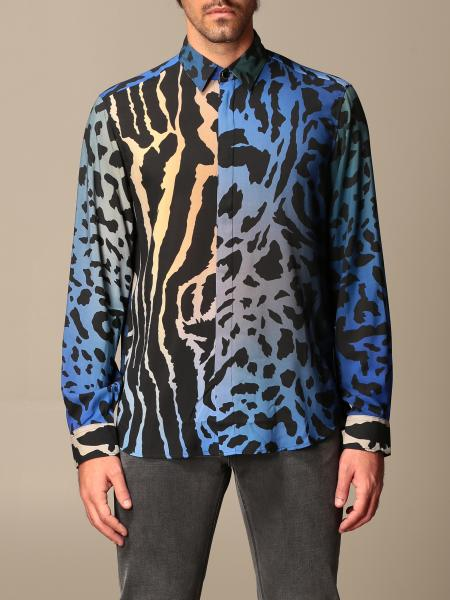 Just Cavalli shirt with animal print