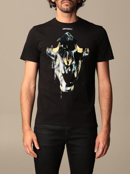 Just Cavalli: T-shirt men Just Cavalli
