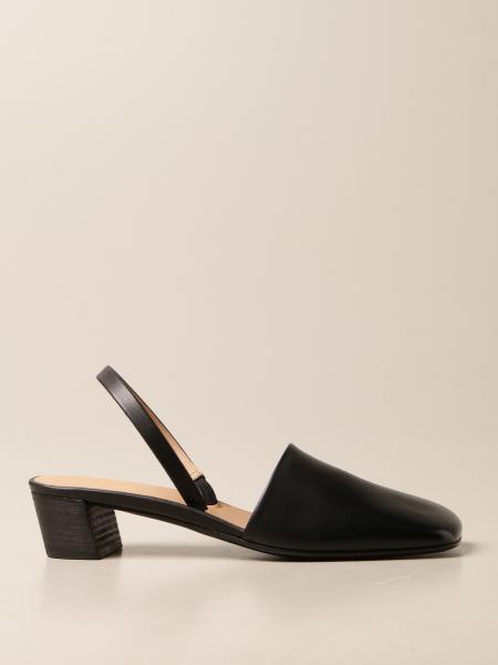 Sandalo Spatolina Marsèll in pelle di vitello