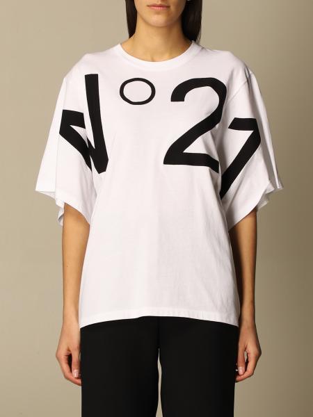 N° 21 femme: T-shirt femme N° 21