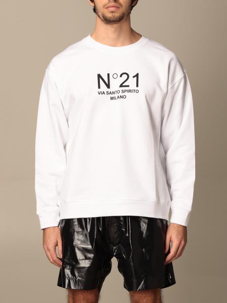 Sweatshirt men N° 21
