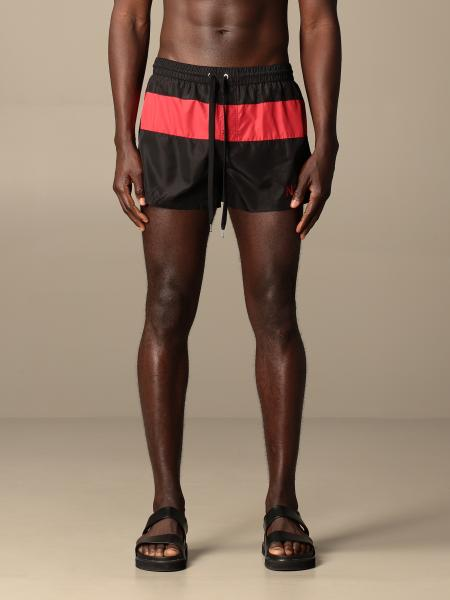 N ° 21 boxer costume in nylon with logo
