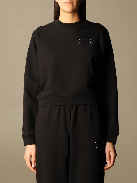 Sweatshirt damen Mcq