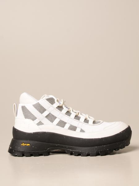 Mcq: Sneakers Albion by McQ in pelle e tela