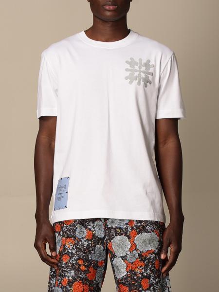 Mcq: Camiseta hombre Mcq