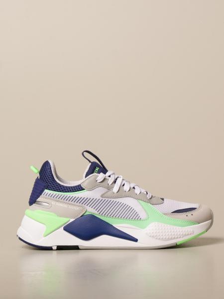 Sneakers Rs-X Puma in tessuto tecnico e rete