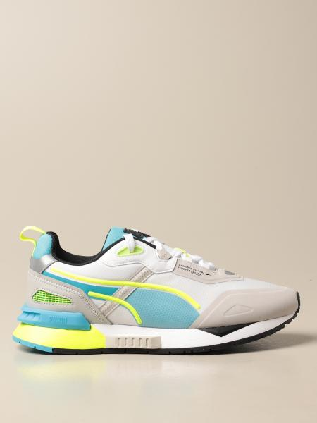 Puma: Sneakers Mirage Tech Puma in tela tecnica
