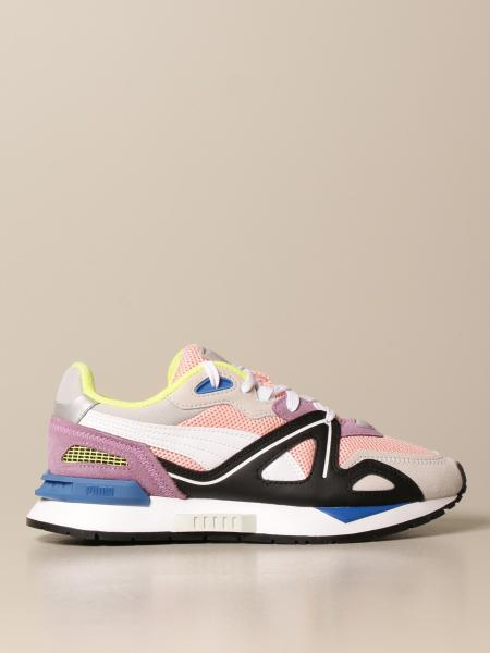 Mirage Mox Puma trainers in suede and mesh