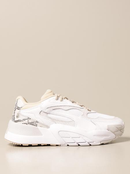 Puma: Sneakers Hedra Puma in pelle e tessuto