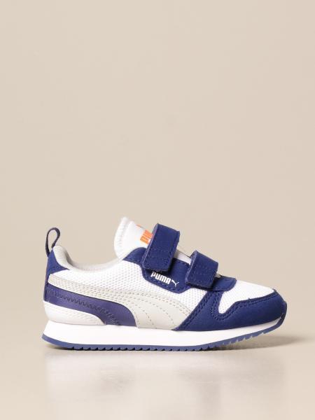 Puma: Sneakers R78 Puma con doppi cinturino a strappo