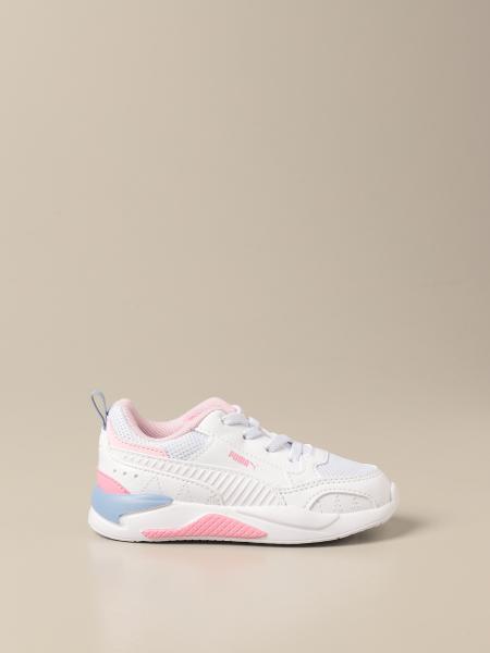 Puma: Sneakers X-ray 2 Square Puma in pelle sintetica