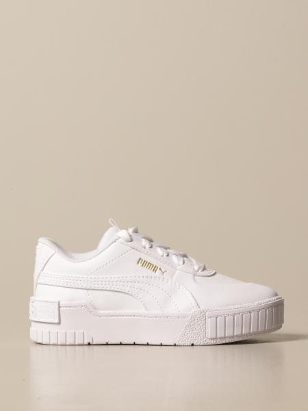Cali Sport ps Puma trainers in leather with logo