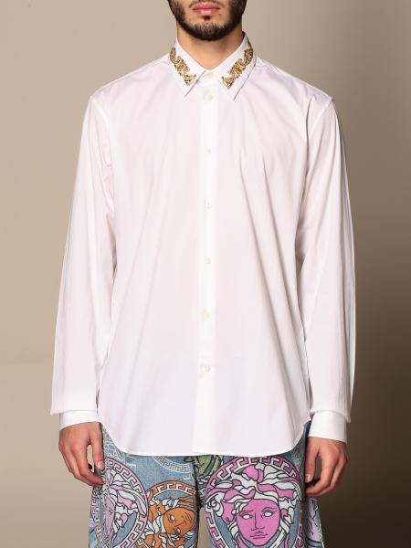 Рубашка Мужское Versace
