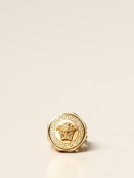 Versace ring with Medusa head