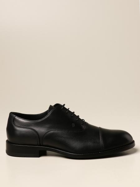 Tod's brogues in leather
