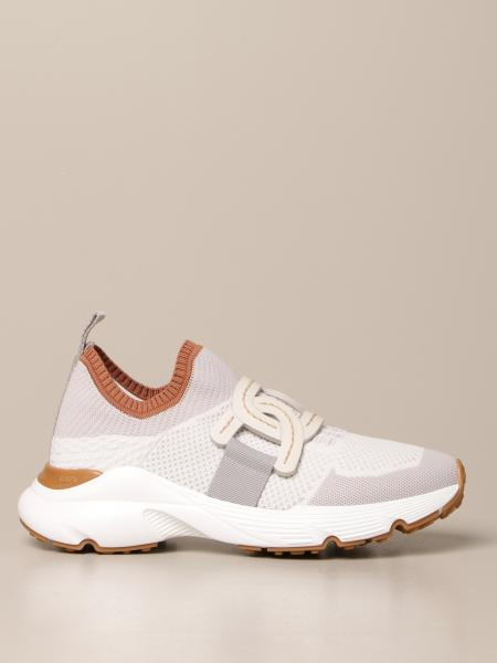 Sneakers Tod's in maglia tecnica