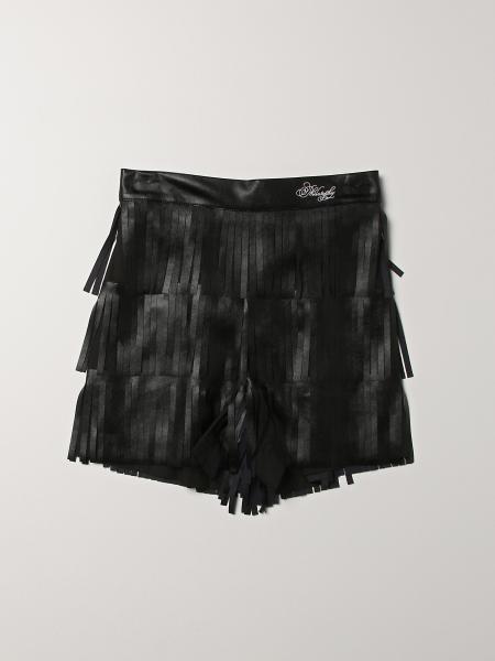 Shorts Philosophy di Lorenzo Serafini in pelle sintetica