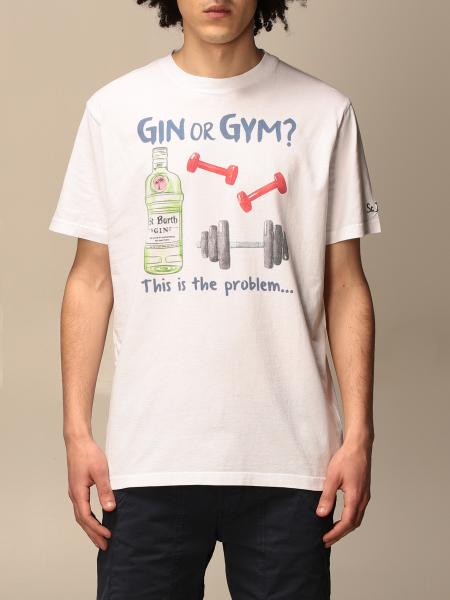 MC2 Saint Barth cotton t-shirt with print