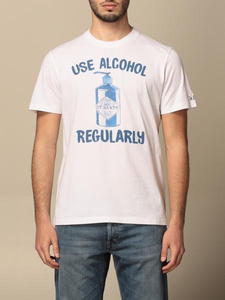 T-shirt homme Mc2 Saint Barth
