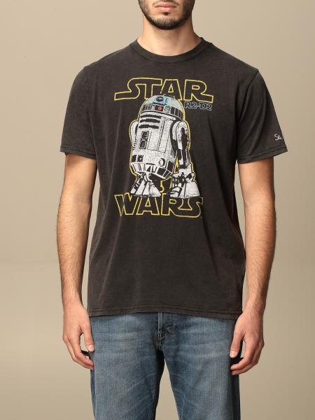 MC2 Saint Barth t-shirt in cotton with Star Wars print