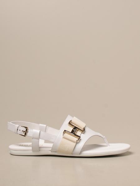 Обувь Женское Hogan