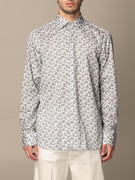 Camicia Etro in cotone a fantasia