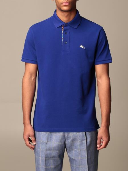 Polo shirt men Etro
