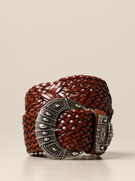 Cintura Etro in pelle intrecciata