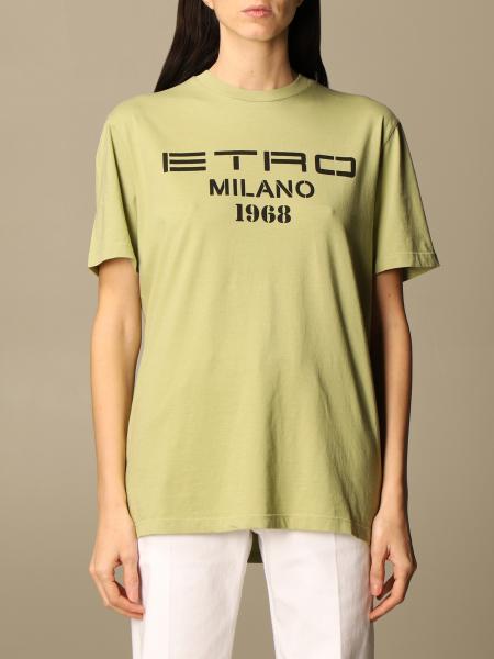 Etro: Camiseta mujer Etro