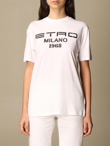 Etro: T-shirt women Etro