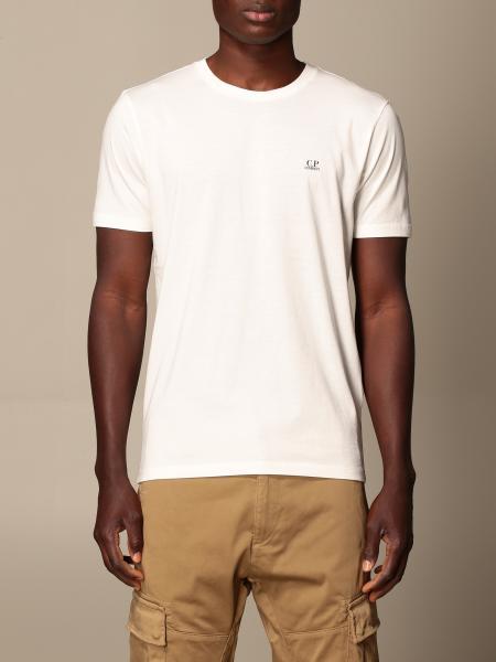 C.p. Company uomo: T-shirt C.P. Company in cotone con mini logo