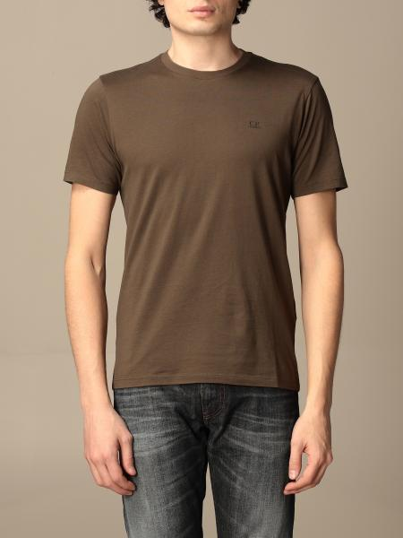 C.P. T-shirt Company in cotton with mini logo