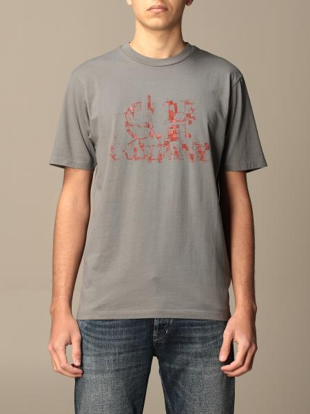 T-shirt C.P. Company in cotone con logo