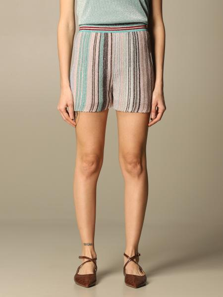 Shorts damen Missoni