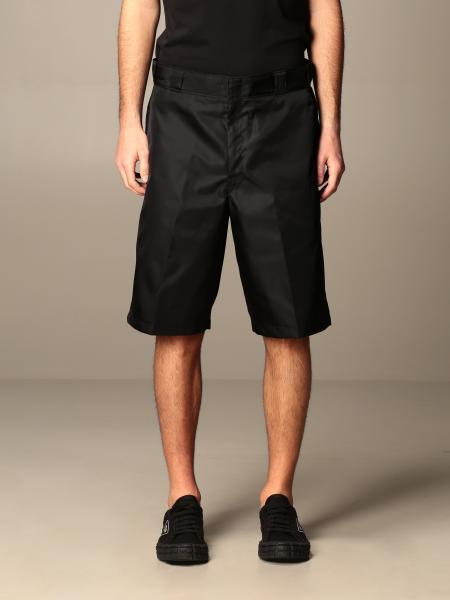 Prada Bermuda shorts in technical poplin