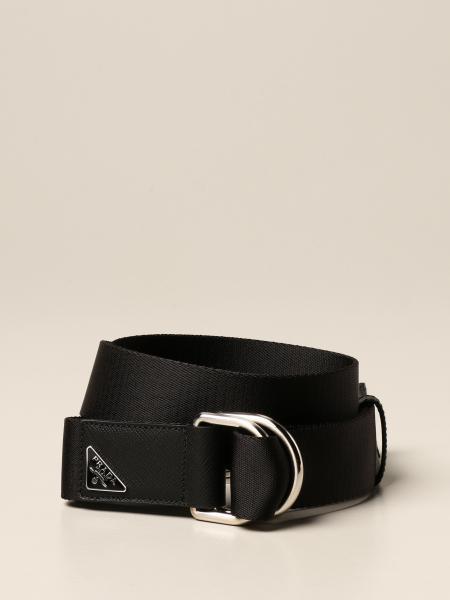 Cinturón hombre Prada