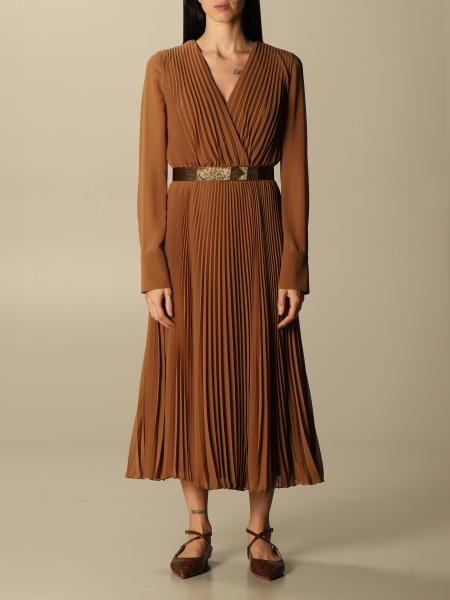 Sidra Max Mara midi dress with jewel belt